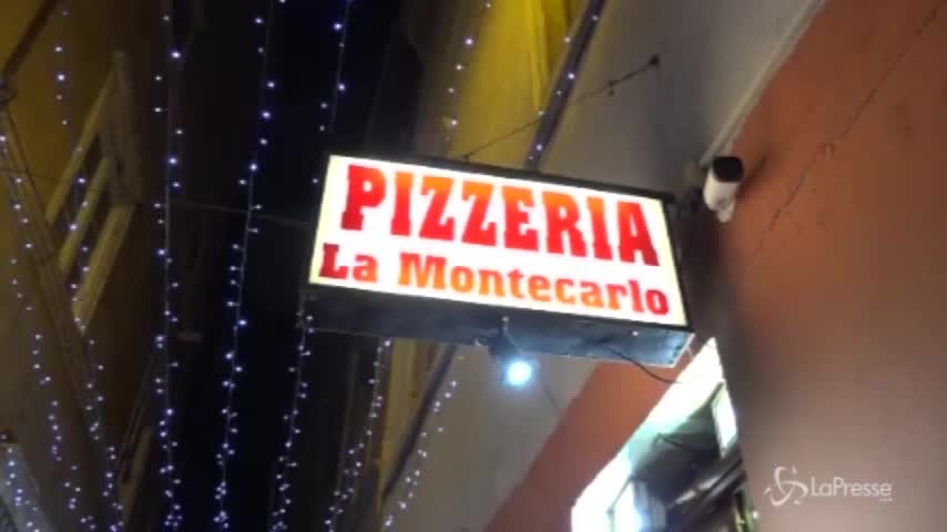 Conte, in pizzeria la prima cena da premier