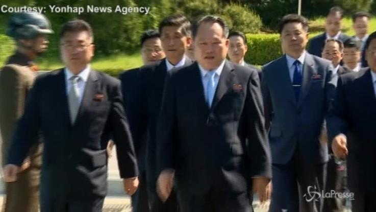 Coree, le delegazioni si incontrano a Panmunjom