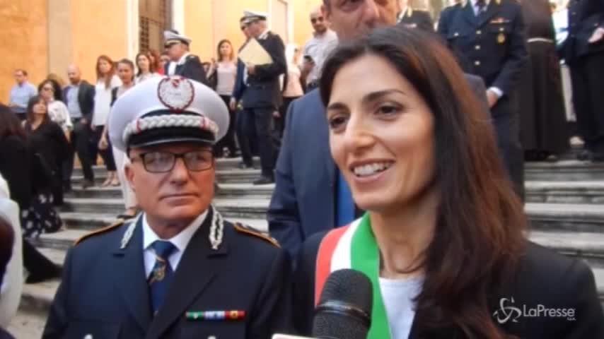 """Magalli ai nuovi vigili di Roma: """"Speriamo di usarvi prima che la Fornero vi catturi"""""""