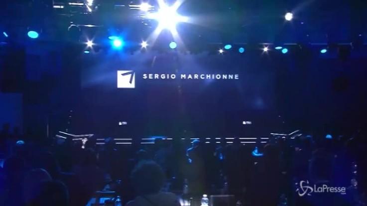 """Fca, Marchionne: """"A fine mese debito azzerato"""""""