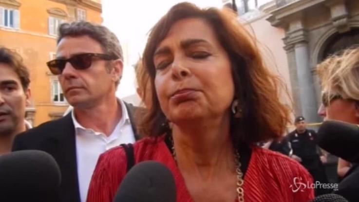 """Manifestazone Pd, Boldrini: """"Creare alternativa a questo governo"""""""