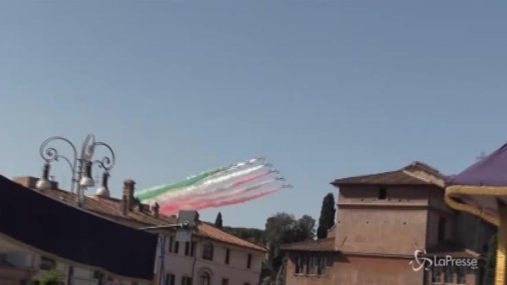 Festa della Repubblica, dalla corsa dei bersaglieri alle Frecce Tricolore