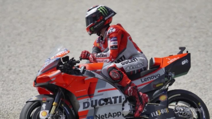 MotoGp, super Ducati: al Mugello vince Lorenzo