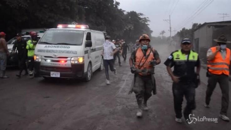 In Guatemala la nuova Pompei