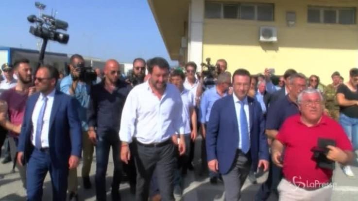 """Migranti, Tunisia: """"Stupore per le frasi di Salvini"""""""