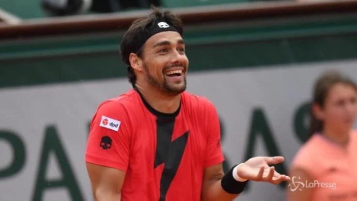 Roland Garros, Fognini cede a Cilic agli ottavi