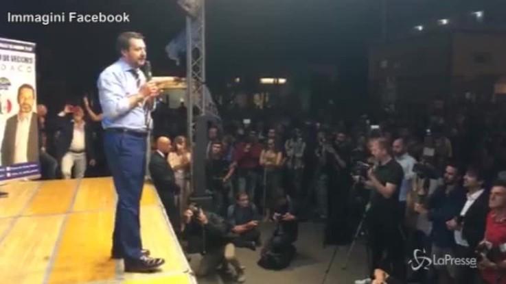 """Migranti, Salvini: """"Chi si è offeso in Tunisia sbaglia"""""""