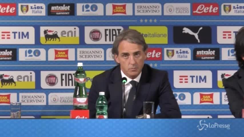 """Mancini: """"Mi son girate, meritavamo di vincere"""""""
