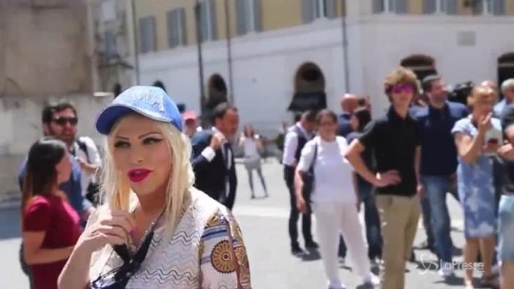"""Ilona Staller: """"Il vitalizio? Io prendo 1.700 euro, meno degli altri"""""""