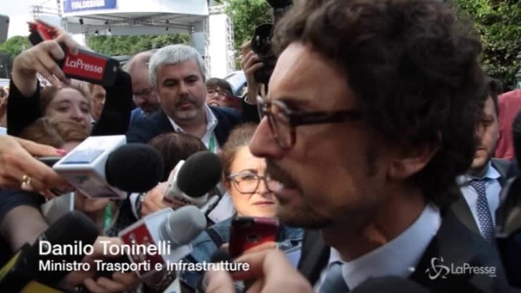 "Tav, Toninelli: ""Pronti a valutare costi e benefici dell'opera"""