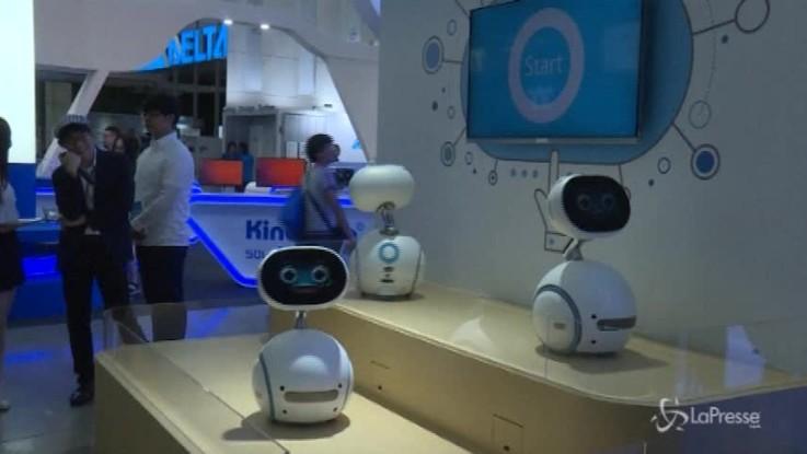 Al via a Taipei la più grande fiera tecnologica dell'Asia