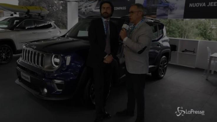 Jeep: anteprima europea per la nuova Renegade