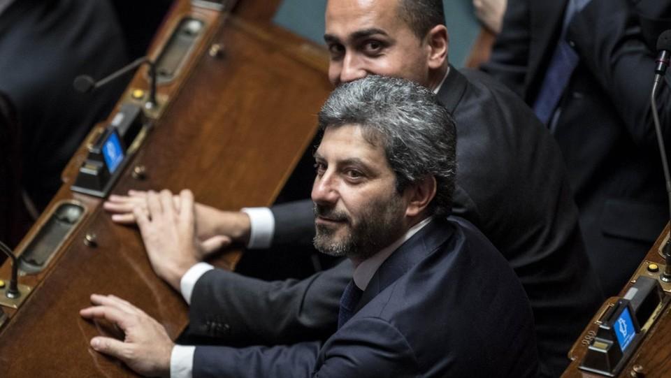 Chi roberto fico il nuovo presidente della camera dei for Indirizzo camera dei deputati roma