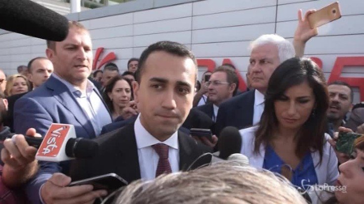 """Di Maio: """"I ricchi devono pagare meno tasse? Salvini ha smentito"""""""