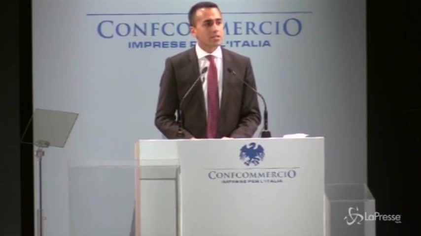 """Fisco, Di Maio : """"Siete tutti onesti fino a prova contraria"""""""