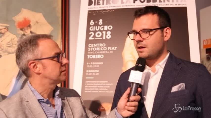 Fca Heritage sponsor di Archivissima