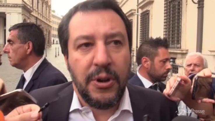 """Salvini: """"Va protetto il Made in Italy"""""""