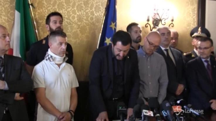 """Salvini: """"Le Ong taxi dei migranti"""""""