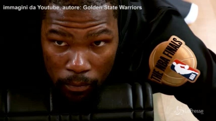 Golden State campione Nba 2018, il video-tributo dei Warriors