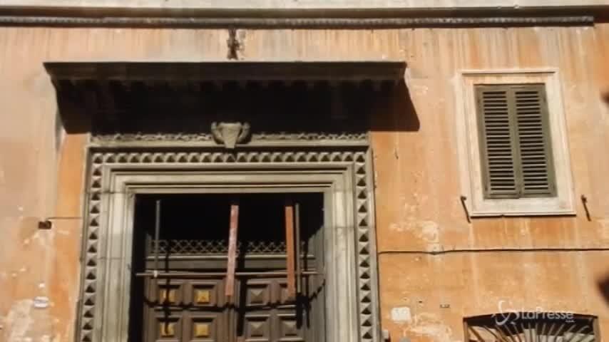 Roma sogna: gli artisti occupano Palazzo Nardini
