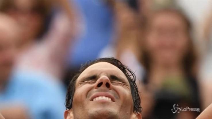 Nadal leggendario, conquista per l'11esima volta il Roland Garros