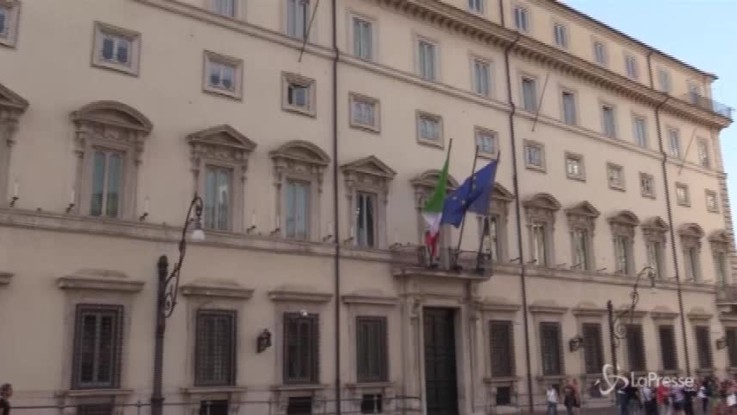 Governo, vertice a Palazzo Chigi per ultimare la squadra