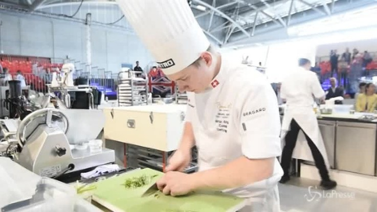 Torino ospita il Bocuse d'Or Europe Off 2018