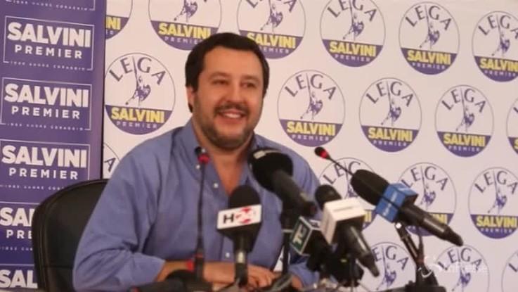 "Aquarius, Salvini: ""Alzare la voce paga"""