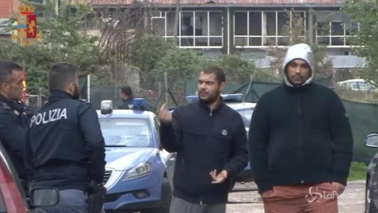 Blitz della polizia a Latina: 20 arresti per associazione mafiosa