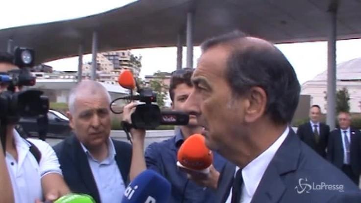 """Bufera stadio Roma, Beppe Sala: """"Maran mi ha detto che non ha ricevuto offerte"""""""