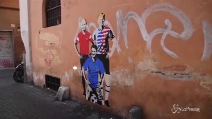 Conte-Trump-Putin: trio mundial a Roma