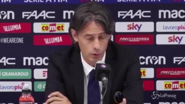"""Pippo Inzaghi riparte da Bologna: """"Il mio modello? L'Atletico Madrid"""""""