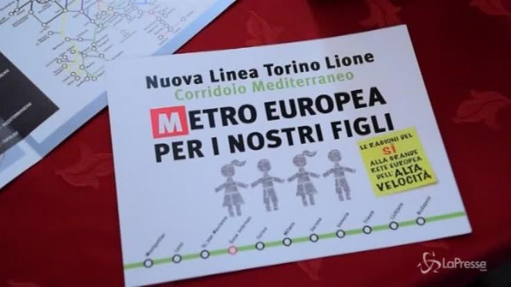 """Giachino: """"Tav importante per rilanciare lo sviluppo del Piemonte"""""""