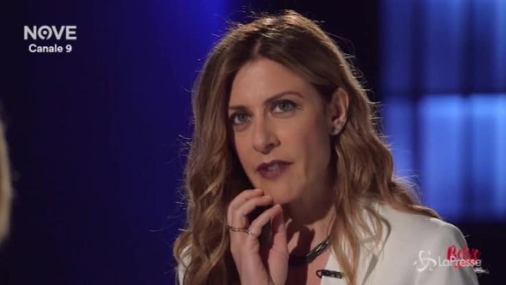 """Rai, Simona Ventura: """"Se fossi nata uomo sarei direttore generale a viale Mazzini"""""""