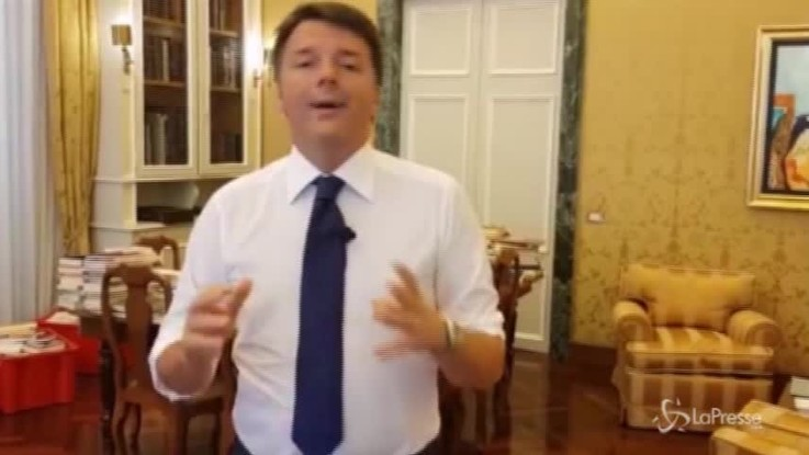 """Mondiali 2018, l'in bocca al lupo di Matteo Renzi a Rocchi, """"ma che desolazione l'Italia senza mondiali"""""""