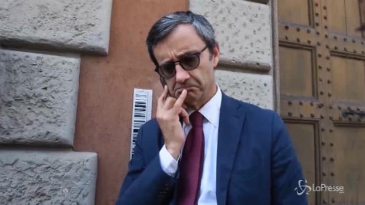 """Stadio della Roma, avvocato di Parnasi: """"E' tranquillo, parlerà col pm"""""""