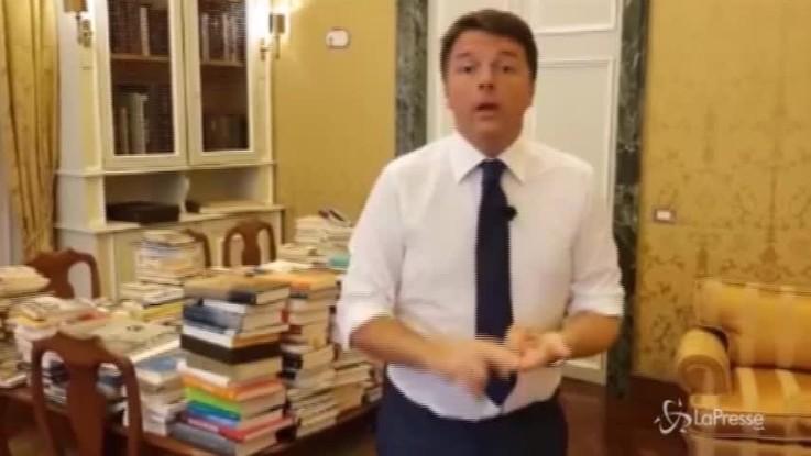 """Stadio Roma, Renzi: """"Meno male che ci sono Anac e Cantone"""""""