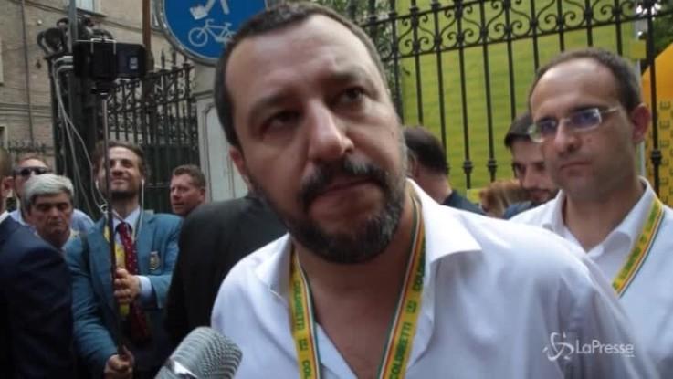 """Regeni, Salvini: """"Risultati da buone relazioni con Egitto, no sanzioni"""""""