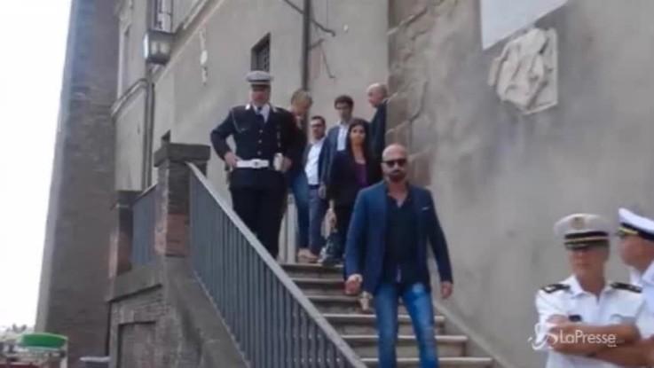"Stadio Roma, Raggi: ""Sono parte lesa"""