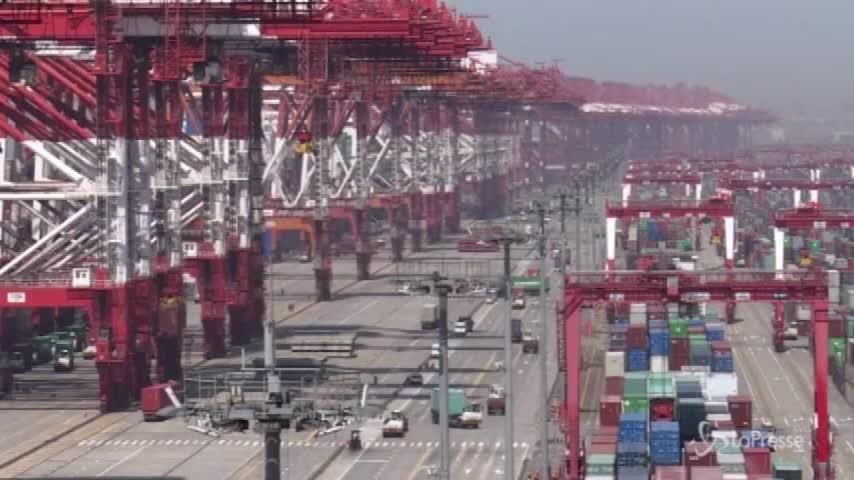 Pechino: da luglio dazi del 25% su prodotti Usa