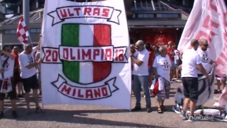 Basket, Milano campione d'Italia: la festa dei tifosi