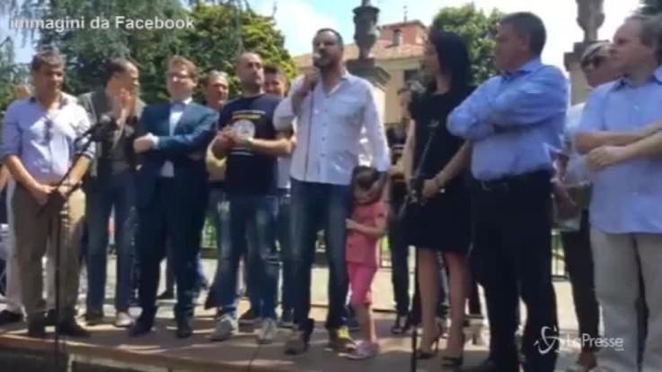 """Migranti, Salvini: """"La Spagna ne accolga altri 66mila"""""""