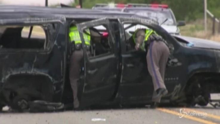 Texas, cinque migranti morti in fuga dalla polizia