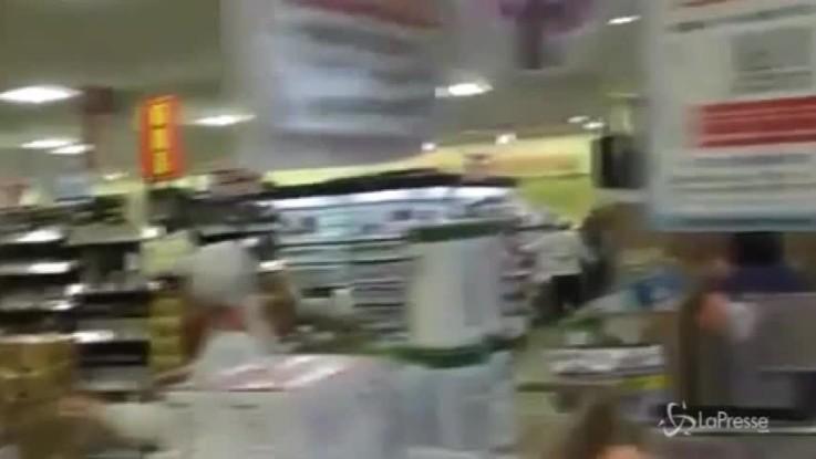 Fortissimo terremoto in Giappone, almeno tre vittime: il momento della violenta scossa