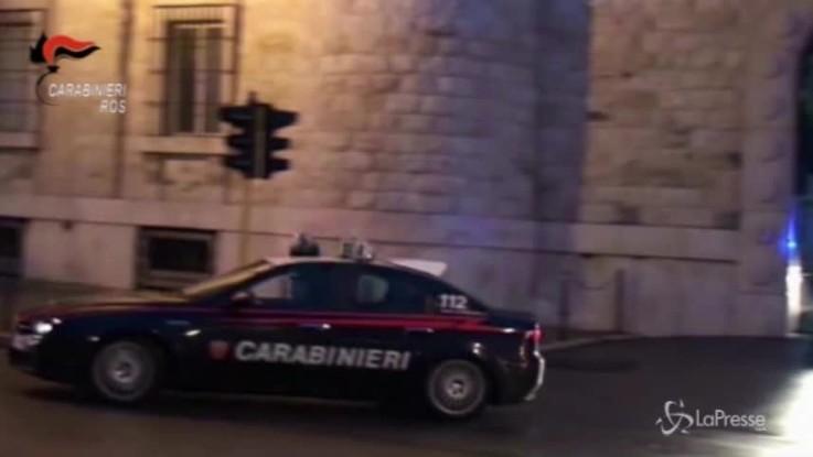 Maxi operazione contro la mafia in Puglia: 104 arresti