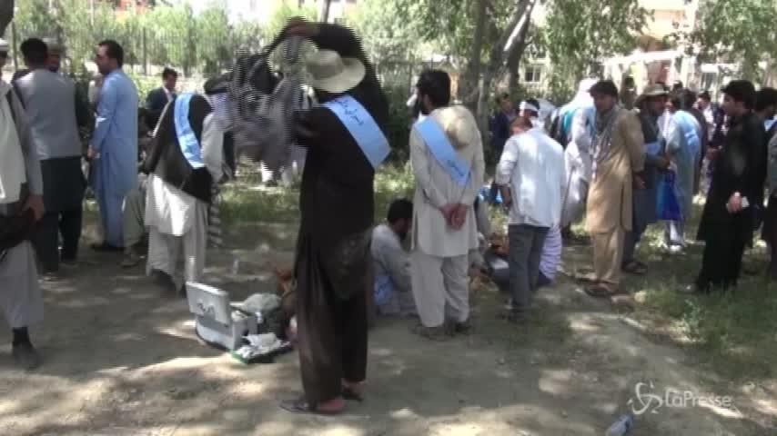 In Afghanistan la marcia per la pace