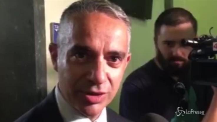 """Maroni condannato a un anno, l'avvocato: """"Leggeremo le motivazioni"""""""