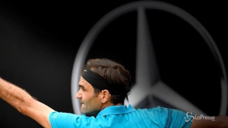 Tennis, Roger Federer torna numero uno
