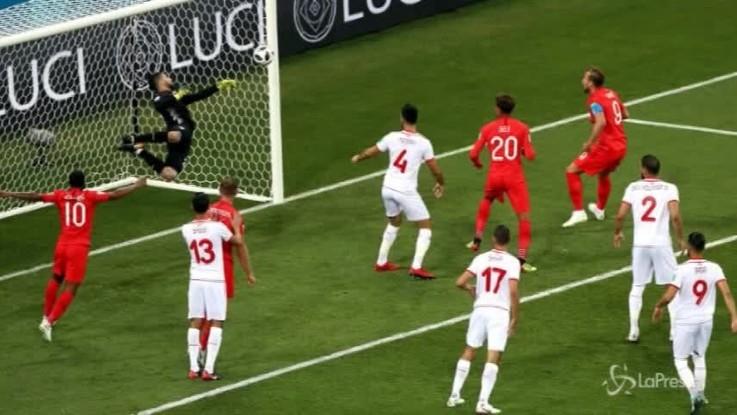 Mondiali, l'uragano Kane si abbatte sulla Tunisia