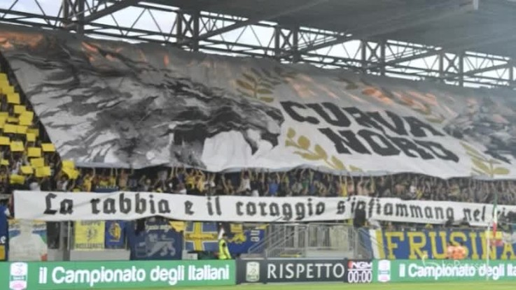 Frosinone promosso in A, respinto il ricorso del Palermo